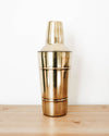 Remi Brass Cocktail Shaker