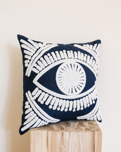 Drinda Tufted Pillow Cover