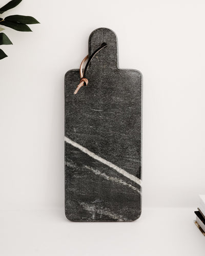 Quincy Marble Cutting Board