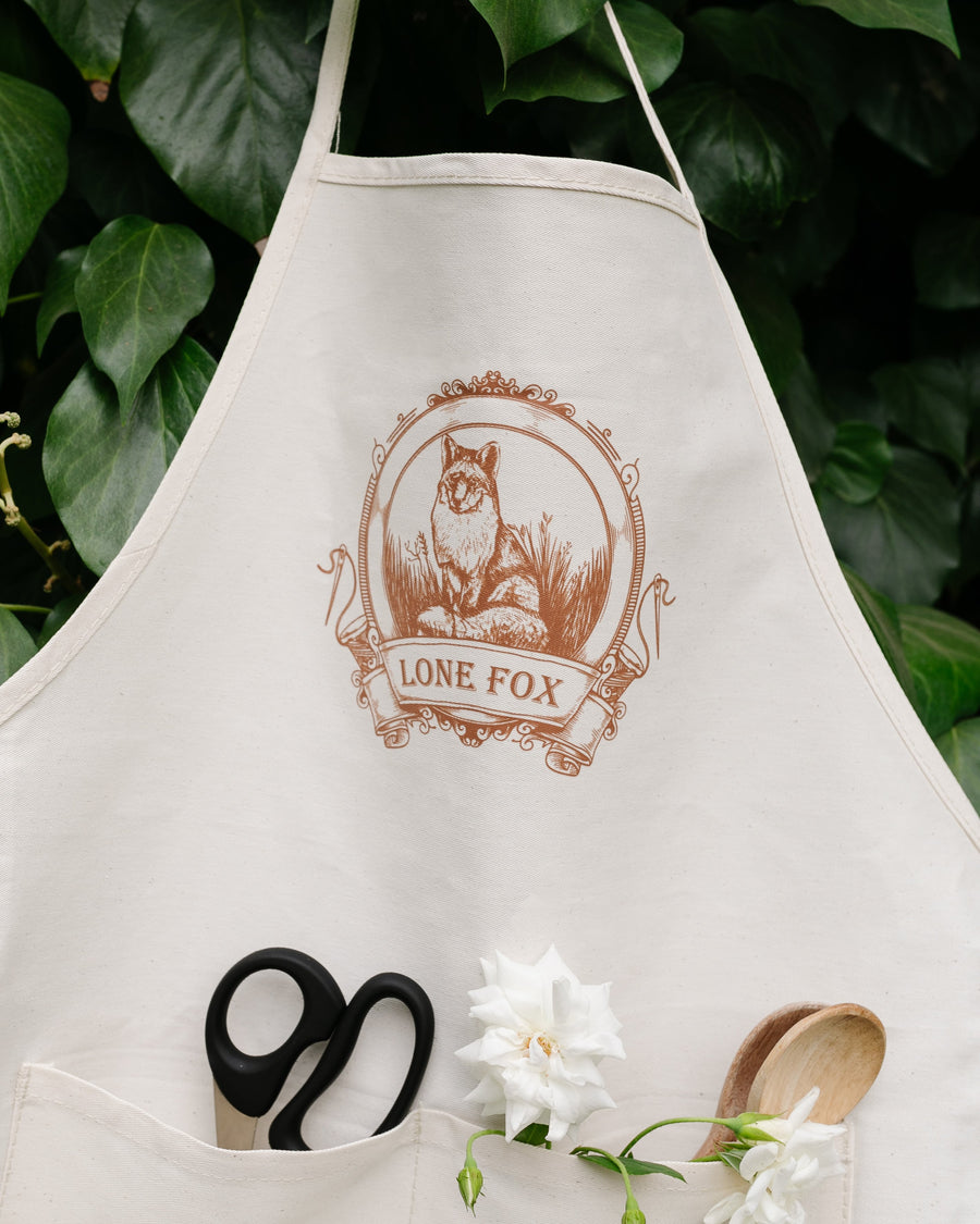 Heritage Cotton Apron
