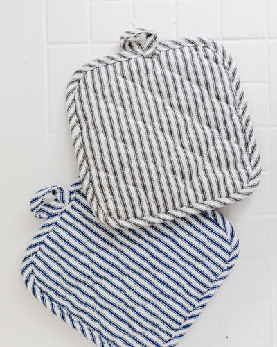 Noah Stripe Pot Mitt