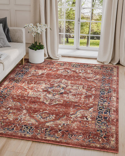Dyrda Turkish Rug