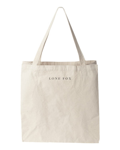 """Tools"" Canvas Tote"