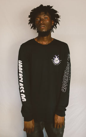 OG Avatar Flames - Long Sleeves
