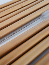 Load image into Gallery viewer, Organic Bamboo Drinking Straws Set of 10