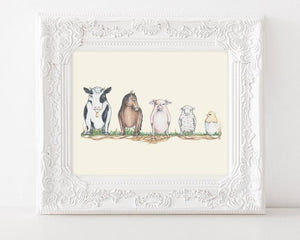 205 ($18) Animals - Farm