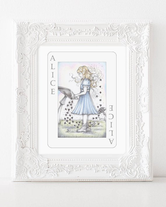 205 ($18) Alice in Wonderland - Alice
