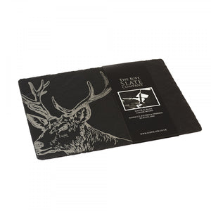 069 ($65) Stag - Engraved Slate - Medium