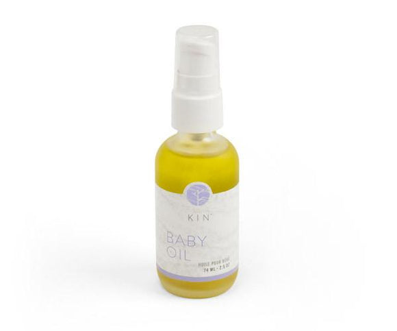 104 ($17) Baby Oil - Baby