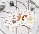 205 ($9) Gift Tags - Set of 5
