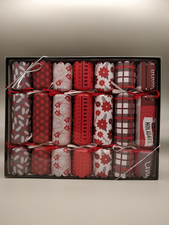 145 ($20) Christmas Crackers