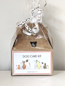 142 ($14) Dog Care Kit