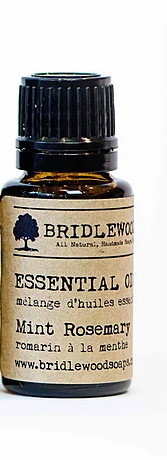 015 ($20) Essential Oil - Mint Rosemary