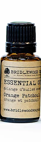 015 ($20) Essential Oil - Orange Patchouli