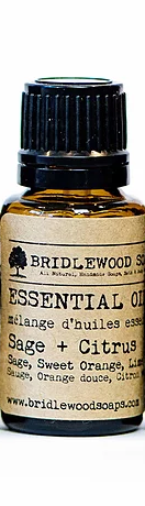 015 ($20) Essential Oil - Sage + Citrus