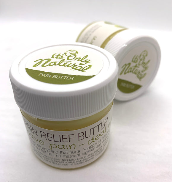 101 ($13) Pain Butter - 1oz