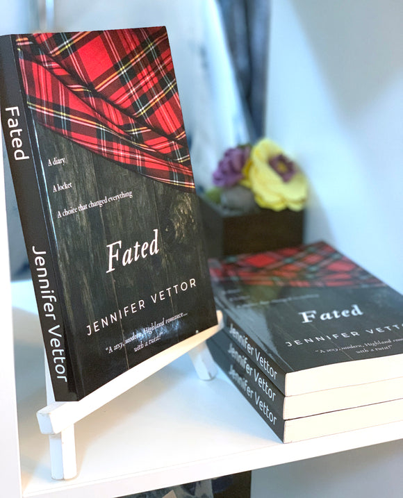 241 ($18.50) Book - Fated