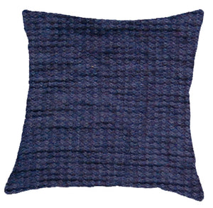 076 ($100) Pillow Cover Hampton - Navy