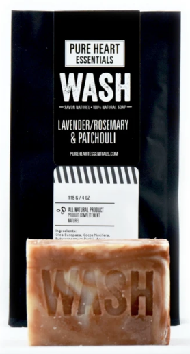 068 ($8) Wash - Lavender Rosemary Patchouli