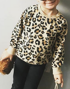 233 ($32) Kid Leopard Sweaters - Various Sizes