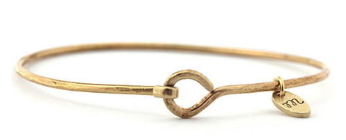 071 ($25) Brass Bangle