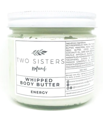 060 ($27) Whipped Body Butter - Energy
