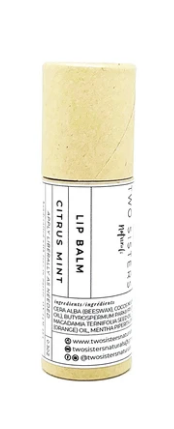 060 ($10.50) Lip Balm - Citrus Mint