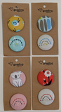118 ($12) Embroidery Pin Set