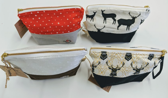 118 ($30) Zippered Pouch - 7