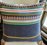 132 ($51) Poncho Pillow - Square