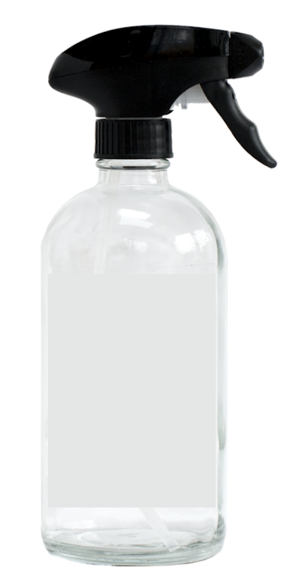 000 ($5) Glass Spray Bottle - 500ml