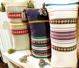 132 ($51) Poncho Pillow - Lumbar