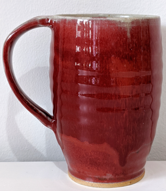 007 ($34) Coffee Mug - Red