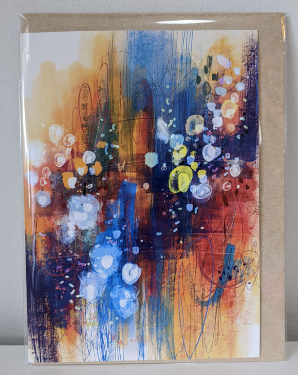 120 ($6) Cards - Abstract