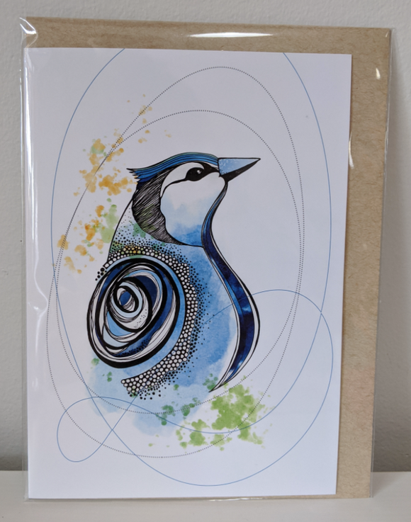 120 ($6) Cards - Blue Jay