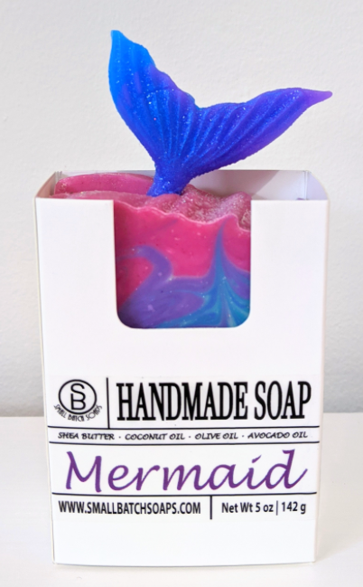 078 ($10) Soap - Mermaid