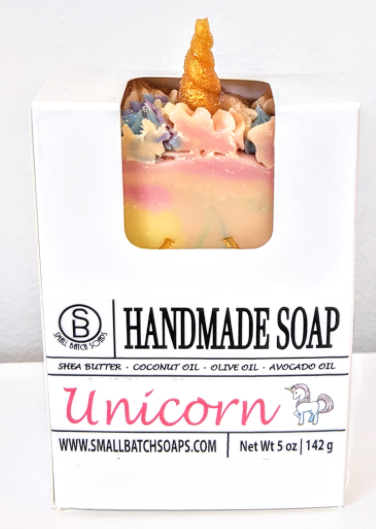 078 ($10) Soap - Unicorn