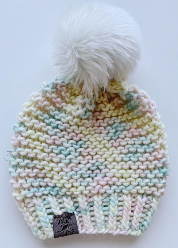 230 ($40) Child Hat with Pom