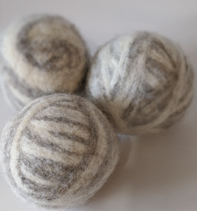 101 ($30) Dryer Balls - Set of 3