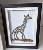 232 ($95) Pebble Art - Animals