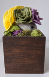 220 ($40) Flower Box - wStone Softie