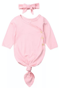 233 ($23) Newborn Gown - Girls - Various Colours