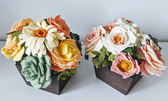 220 ($75) Flower Box - Large