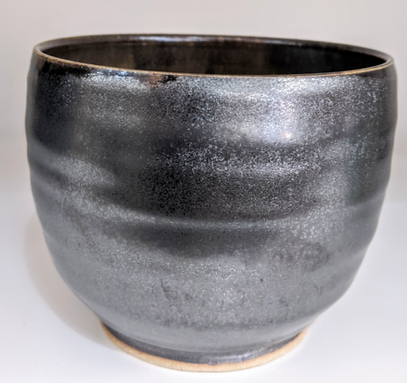 007 ($25) Cereal Bowl - Metallic
