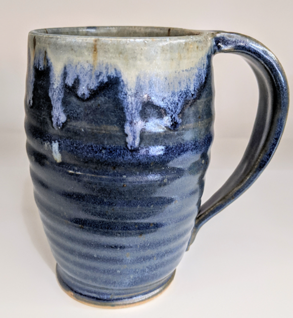 007 ($34) Coffee Mug - Blue