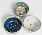 007 ($55) Berry Bowls - Various Glazes