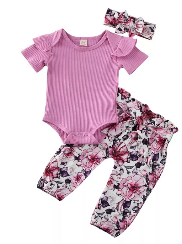 233 ($28) Raspberry 3pc Set
