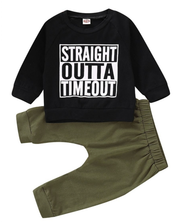 233 ($26) Timeout Outfit