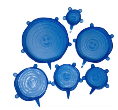 000 ($15.99) Silicone Bowl Cover Sets