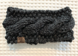 230 ($20) Headbands - Cable Knit - Adults